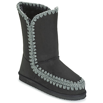 Sapatos Mulher Botas Les Petites Bombes NATHALIE Preto