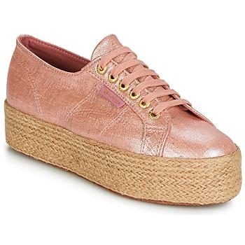 Sapatos Mulher Sapatilhas Superga 2790 LINRBRROPE Rosa