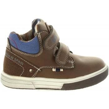 Sapatos Criança Botas baixas Lois Jeans 46011 Marrón
