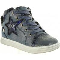 Sapatos Rapariga Sapatilhas de cano-alto Lois Jeans 46019 Azul