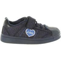 Sapatos Rapariga Sapatilhas Lois 46065 Azul
