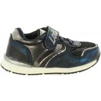 Sapatos Rapariga Sapatilhas Lois Jeans 46066 Azul