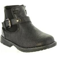 Sapatos Rapariga Botas baixas Lois Jeans 46069 Plateado