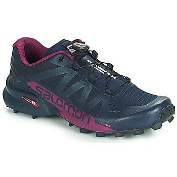 Sapatos Mulher Sapatilhas de corrida Salomon SPEEDCROSS PRO 2 Preto / Violeta