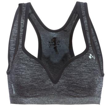 Textil Mulher Tops e soutiens de desporto Only Play ONPMARTINE Cinza