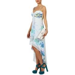 Textil Mulher Vestidos compridos Kocca Vestido Marapinn Multicolor