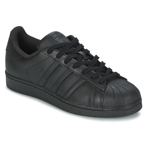 Sapatos Homem Sapatilhas adidas Originals SUPERSTAR FOUNDATION Preto