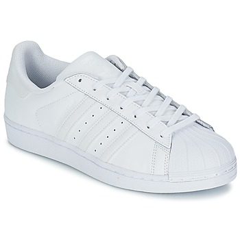 Sapatos Sapatilhas adidas Originals SUPERSTAR FOUNDATION Branco
