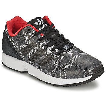Sapatos Mulher Sapatilhas adidas Originals ZX FLUX W Cinza