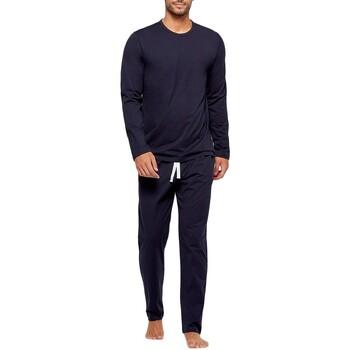 Textil Homem Pijamas / Camisas de dormir Impetus GO60024 039 Azul