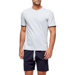Textil Homem Pijamas / Camisas de dormir Impetus GO64024 073 Cinza