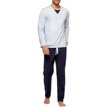 Textil Homem Pijamas / Camisas de dormir Impetus GO62024 073 Cinza