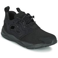 Sapatos Homem Sapatilhas Reebok Classic FURYLITE Preto