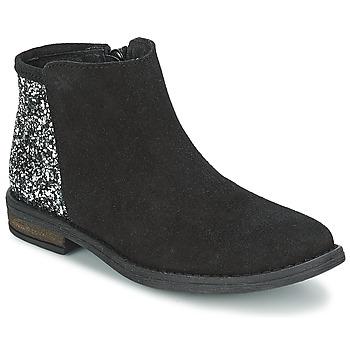 Sapatos Rapariga Botas baixas Acebo's MERY Preto