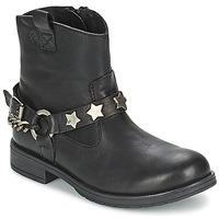 Sapatos Rapariga Botas baixas Acebo's JERIE Preto