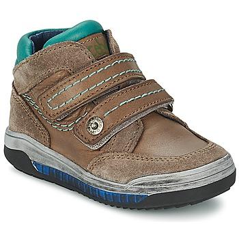 Sapatos Rapariga Sapatilhas de cano-alto Acebo's ACERA Toupeira