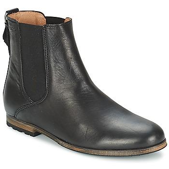 Sapatos Mulher Botas baixas Aigle MONTAIGU 2 Preto