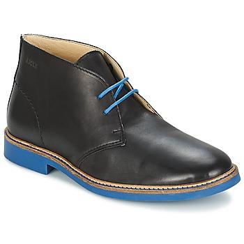 Sapatos Homem Botas baixas Aigle DIXON MID 3 Preto