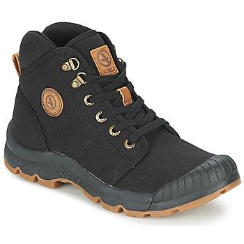 Sapatos Homem Sapatilhas de cano-alto Aigle TENERE LIGHT Preto
