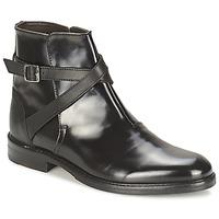 Sapatos Mulher Botas baixas Hudson IRVINE Preto