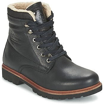 Sapatos Homem Botas baixas Panama Jack PANAMA Preto