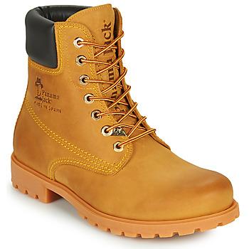 Sapatos Homem Botas baixas Panama Jack PANAMA VINTAGE Mel