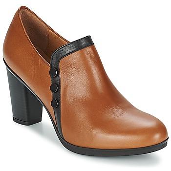 Sapatos Mulher Botas baixas Hispanitas ARLENE Castanho