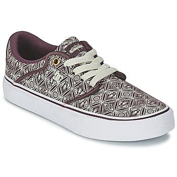 Sapatos Mulher Sapatilhas DC Shoes MIKEY TAYLOR VU Uva