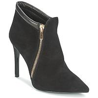 Sapatos Mulher Botas baixas Luciano Barachini ARNO Preto