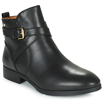 Sapatos Mulher Botas baixas Pikolinos ROYAL BO Preto