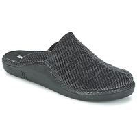 Sapatos Homem Chinelos Romika MOKASSO 220 Preto