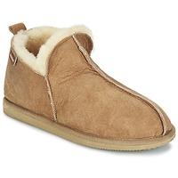 Sapatos Homem Chinelos Shepherd ANTON Conhaque