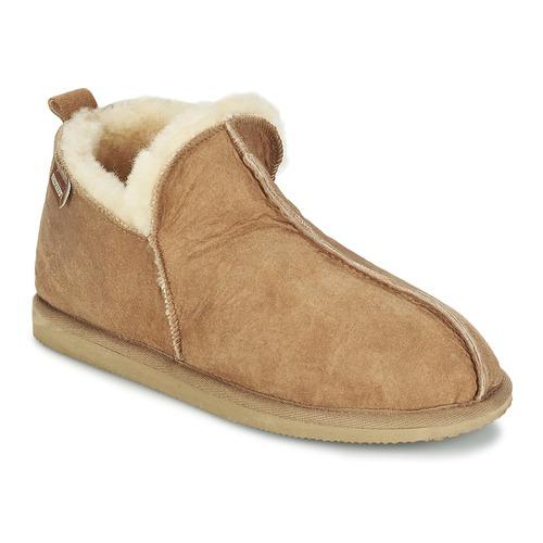 Sapatos Homem Chinelos Shepherd ANTON Castanho