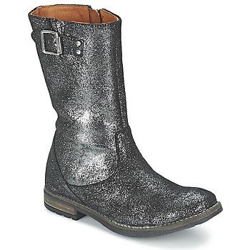 Sapatos Rapariga Botas Shwik WACO BOTTE Preto