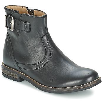Sapatos Rapariga Botas baixas Shwik WACO BASE Preto