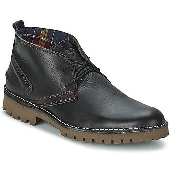 Sapatos Homem Botas baixas TBS MAXIME Preto
