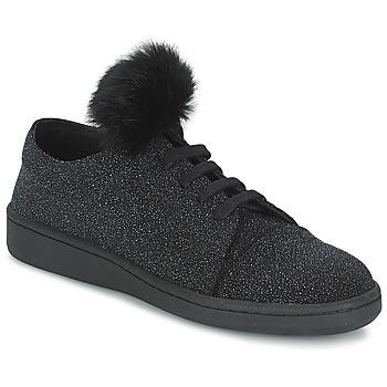 Sapatos Mulher Sapatilhas Miista ADALYN Azul / Escuro