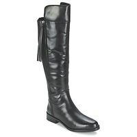 Sapatos Mulher Botas French Connection GREGGIE Preto