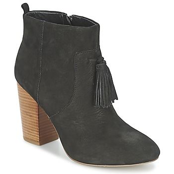 Sapatos Mulher Botins French Connection LINDS Preto