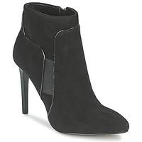 Sapatos Mulher Botins French Connection MORISS Preto