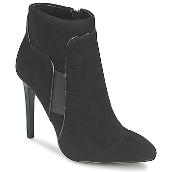 Sapatos Mulher Botins French Connection MORISS Preto
