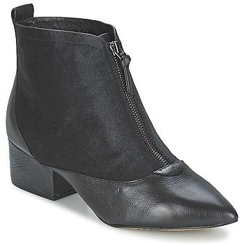 Sapatos Mulher Botins French Connection ROBREY Preto