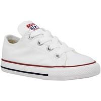 Sapatos Criança Sapatilhas Converse 28113 Branco