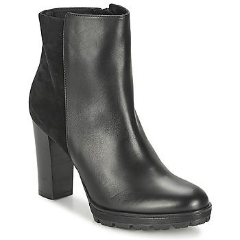 Sapatos Mulher Botins Nome Footwear CLAQUANTE Preto
