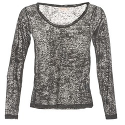 Textil Mulher T-shirt mangas compridas DDP ACAFA Cinza