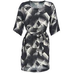 Textil Mulher Vestidos curtos Nümph GINGER Preto / Branco