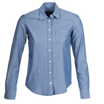 Textil Mulher camisas Gant EXUNIDE Azul