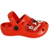 Sapatos Rapariga Chinelos Minnie Mouse 2301-1119 Rojo