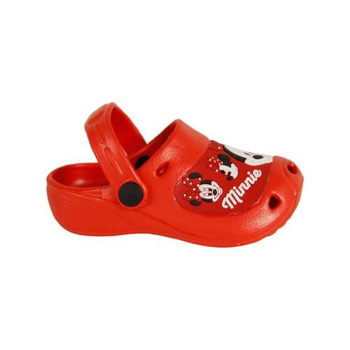 Sapatos Rapariga Chinelos Disney 2301-1119 Rojo