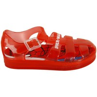 Sapatos Rapaz Sandálias Spiderman 2301-1142 Rojo